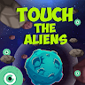 Touch The Aliens game apk icon