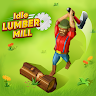 Idle Lumber Mill apk icon