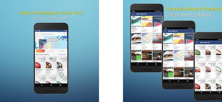 Modul SMP preview screenshot