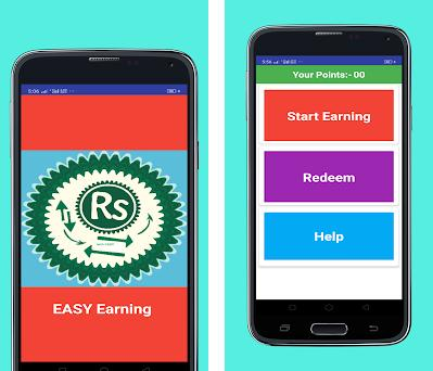 Easy Earning preview screenshot
