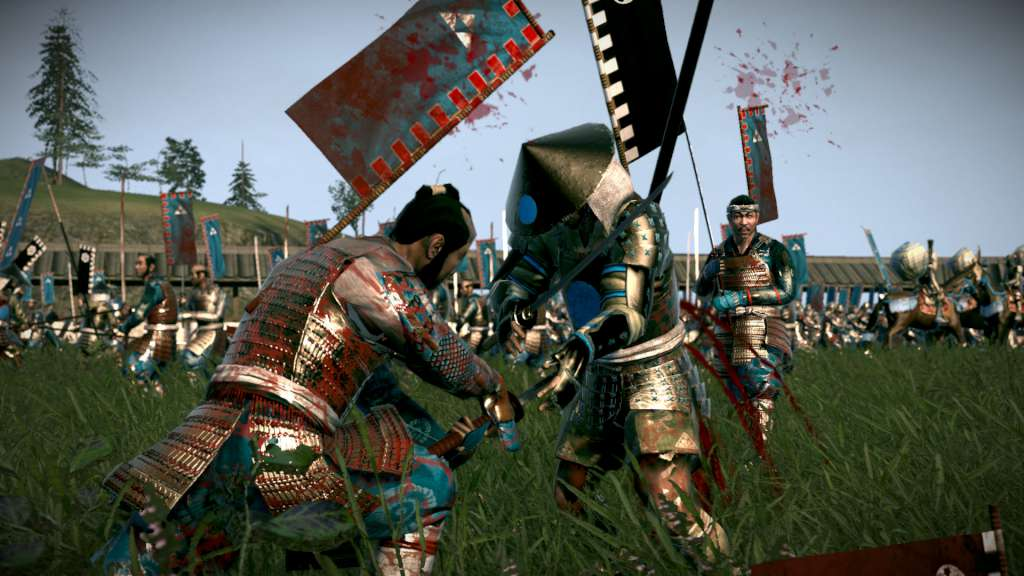 Shogun 2 Fall Of The Samurai Wallpaper Total War Shogun 2 Blood Pack Dlc Steam Cd Key