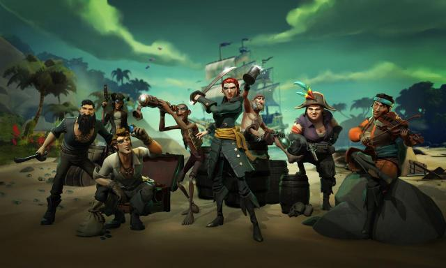 sea of thieves 16 1516795690 1 1 Sea of Thieves receives an overwhelming response   The title gets as many as 2 Million players since its release
