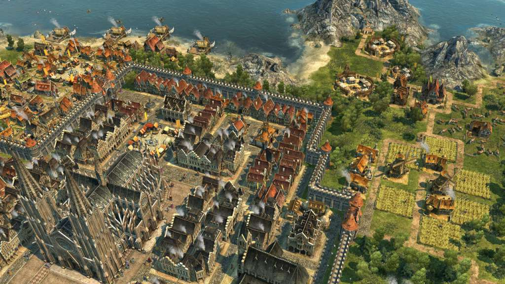 Anno 1404 Gold (dawn Of Discovery Gold) Steam Gift  Buy