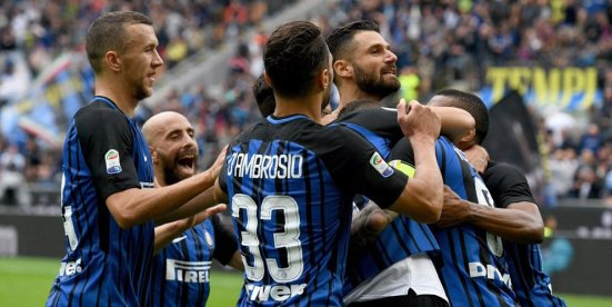 Image result for Inter vs Spal photos