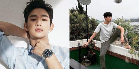 Meski Jadi Aktor Korea Termahal Ini 8 Foto Unggahan Kim Soo Hyun Yang Nggak Jaim Pose Kocak Kapanlagi Com