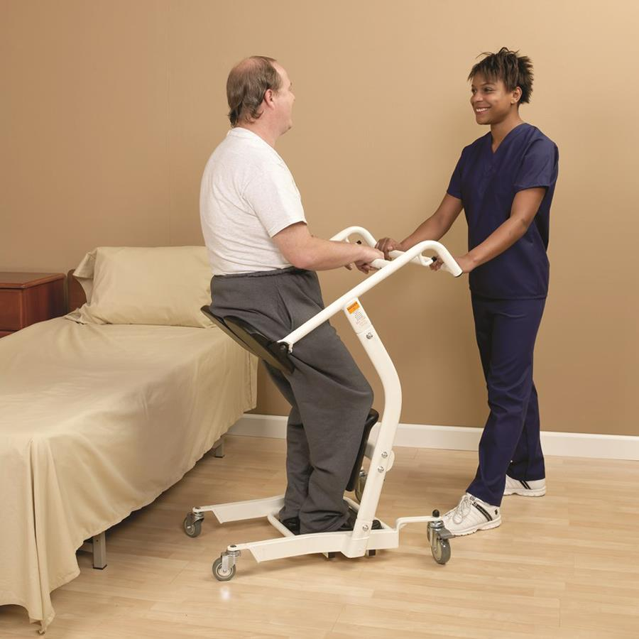 Prism SA400 Sit to Stand Lift  Stand Up Patient Lifts