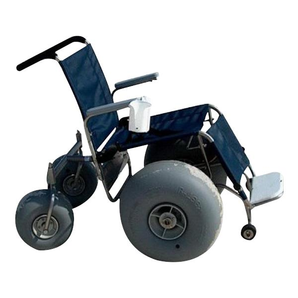 all terrain electric wheelchair lifetime tables and chairs beach de bug stainless steel 11020154639beach l png