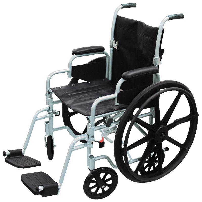 Drive PolyFly Lightweight Transport Chair Wheelchair