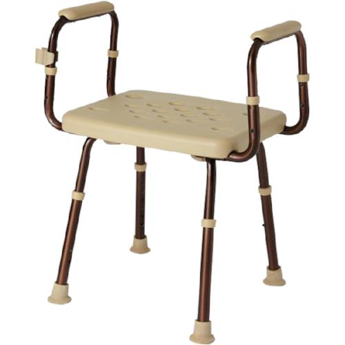 chair without back rocking with cushions and ottoman medline microban shower chairs