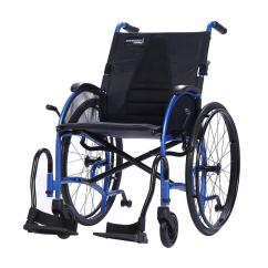Wheelchair Manual Small Bedroom Tub Chair Strongback Ergonomic Lightweight Chairs