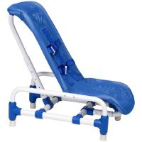 Columbia Contour Supreme Reclining PVC Bath Chair | Shower ...