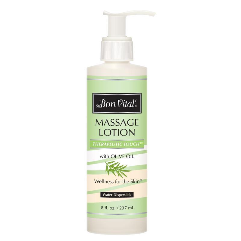 Bon Vital Therapeutic Touch Massage Lotion  Massage
