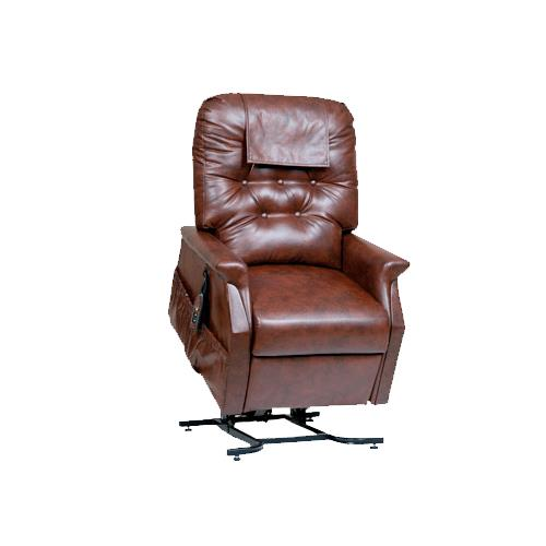 golden tech lift chair vintage wooden high capri medium two position | chairs