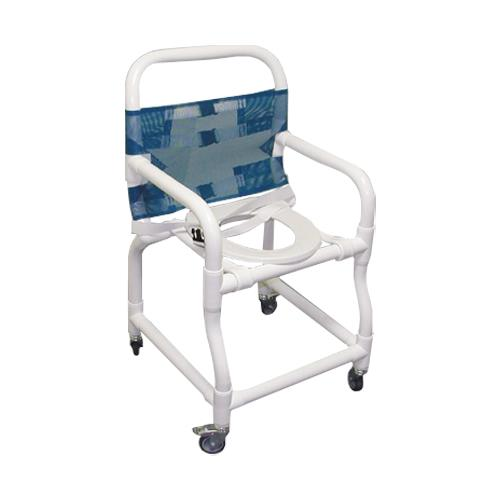 Duralife Shower Chair With Seat Belt  Shower ChairsBenches