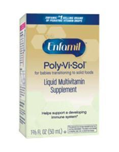 Enfamil poly vi sol multivitamin supplement drops for infants also rh healthproductsforyou