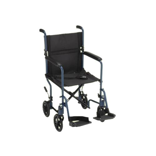 transport wheelchair nova jenny lind wooden high chair medical lightweight with fixed arms transporters