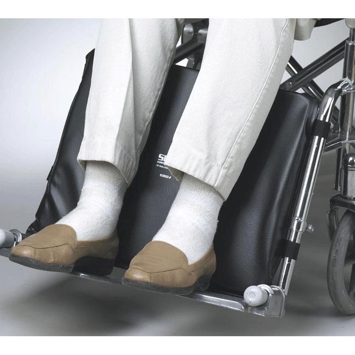folding quad chair best beach chairs 2017 uk alimed skil-care wheelchair leg support pad | foot/leg