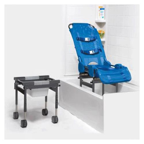 columbia medical bath chair wooden chairs for kitchen ultima transfer with compact base benches