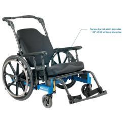 Wheelchair Manual Zero Gravity Recliner Garden Chair Pdg Bentley Tilt For Positioning Postural Support