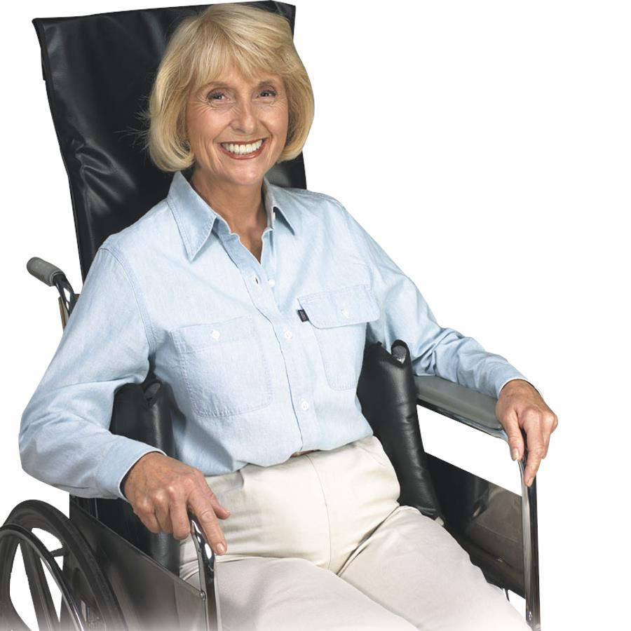 SkilCare Lateral Support Orthosis with Backrest  Lateral