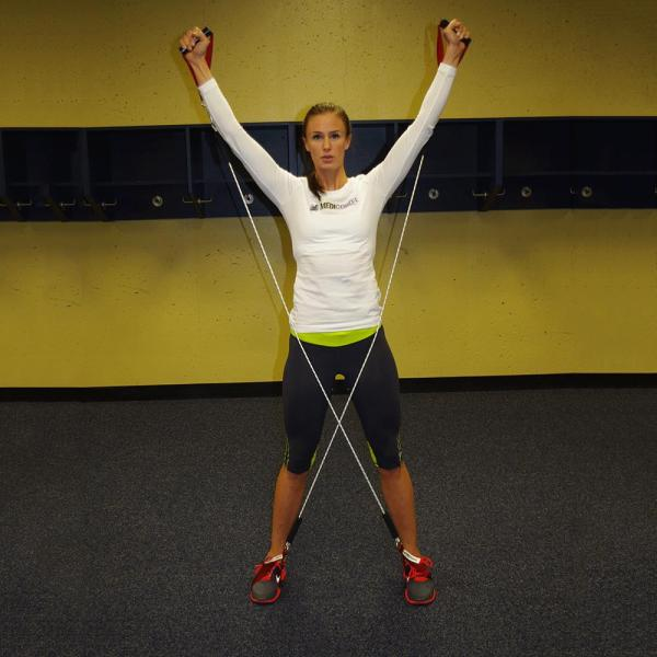 Medicordz Bungie Upper Body And Kit Exercise Tubing