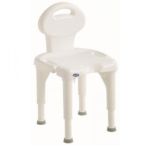 invacare shower chair fishing pedestals i fit chairs with back