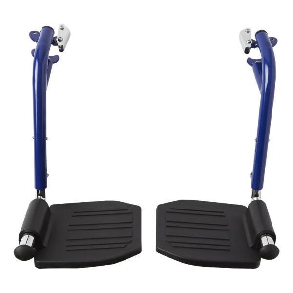 Medline Replacement Footrest 18 Wheelchairs