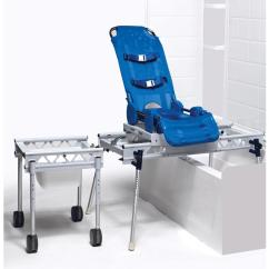 Columbia Medical Bath Chair Compact Folding Camping Omni Reclining Shower And Commode Transfer System Benches