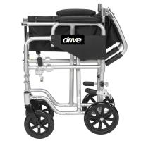Drive Poly-Fly Lightweight Transport Chair Wheelchair ...