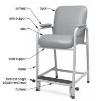 Graham-Field Lumex Everyday Hip Chair With Adjustable ...