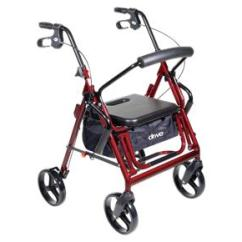 Carex Transport Chair Universal Covers Canada Ultra Ride Rollator And Drive Duet