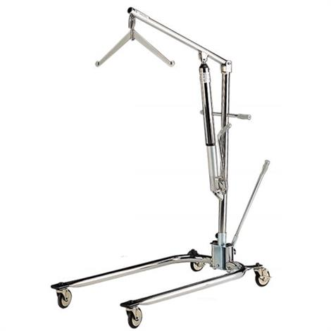 Buy Hoyer Classic Hydraulic Chrome Manual Patient Lift