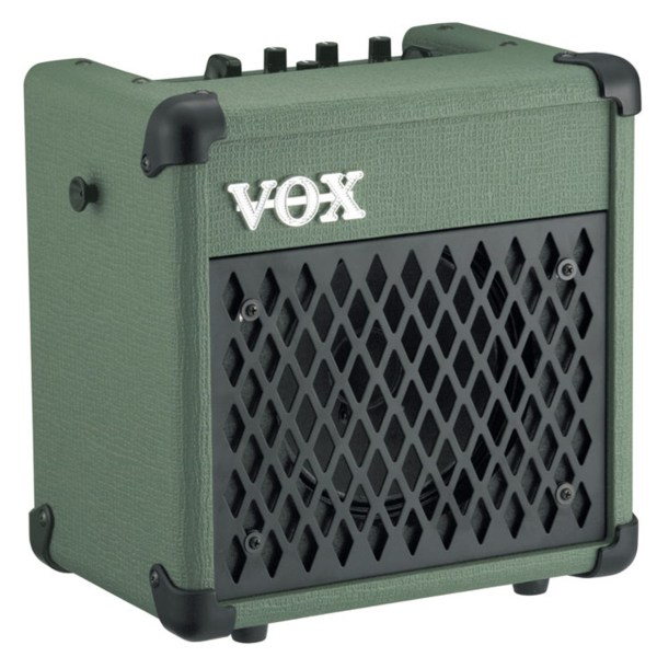 Vox Da5 Guitar Amp Green Stock
