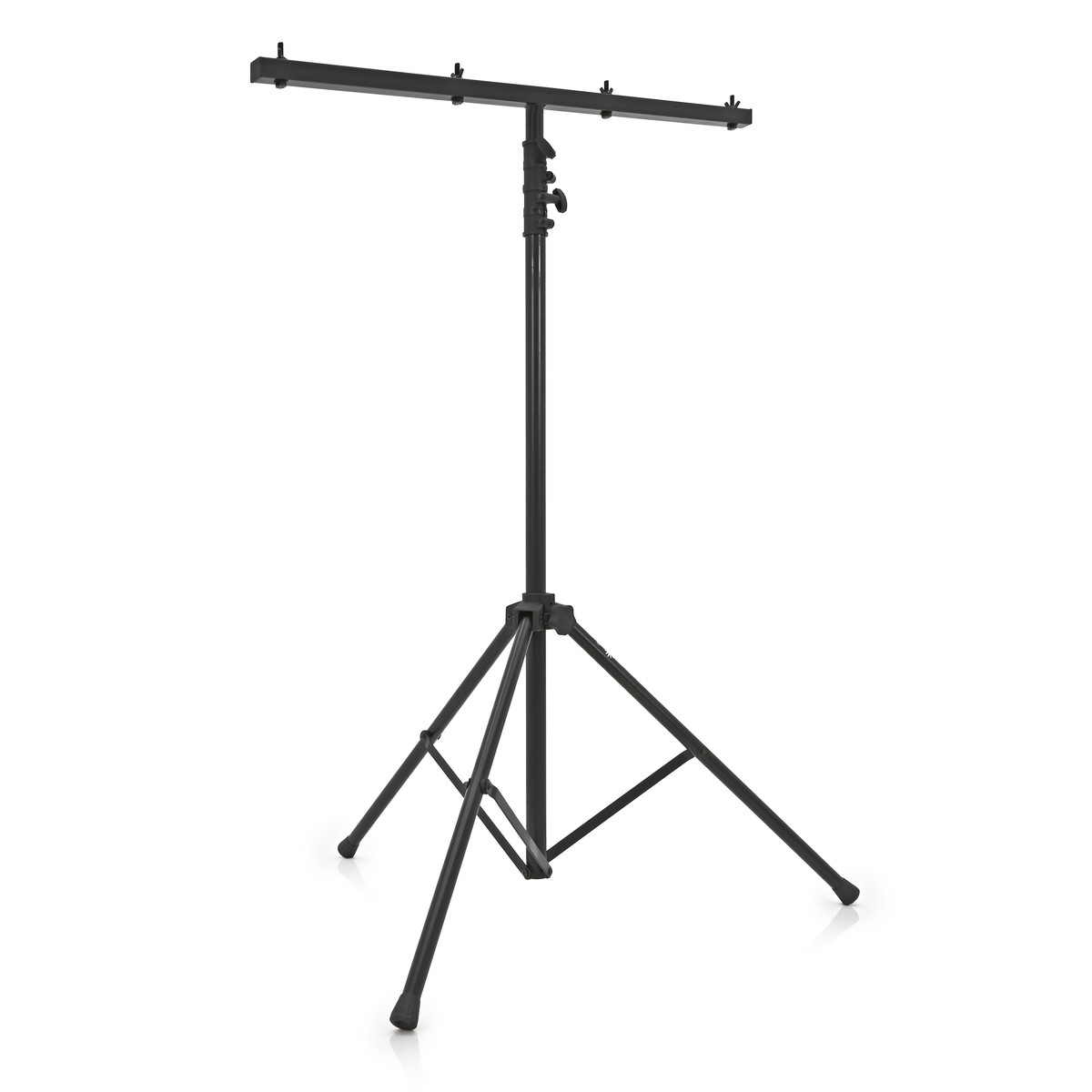 Adjustable T Bar Lighting Stand By Gear4music 250cm At