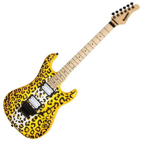 Kramer Pacer Vintage Satchel Signature Guitar Yellow