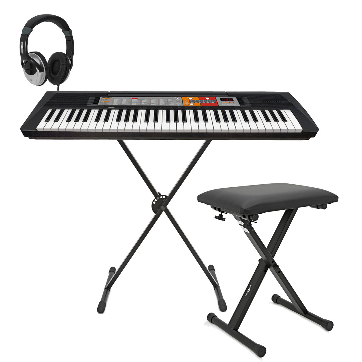 Yamaha Keyboard Stand And Bench