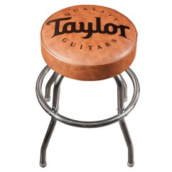 Best Chair For Guitar Playing Lightweight Aluminum Directors Chairs Taylor Guitars Bar Stool Brown At Gear4music