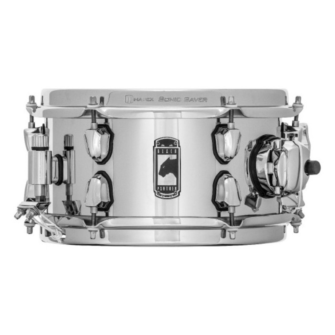 Mapex Black Panther The Stinger 10 x 5.5 Steel Snare Drum