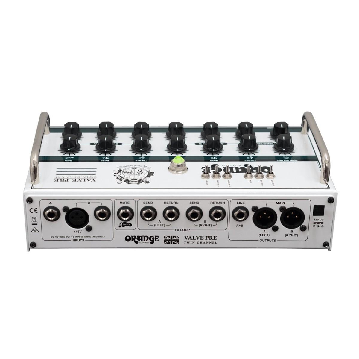 Guitar Pre Amp Based Fet