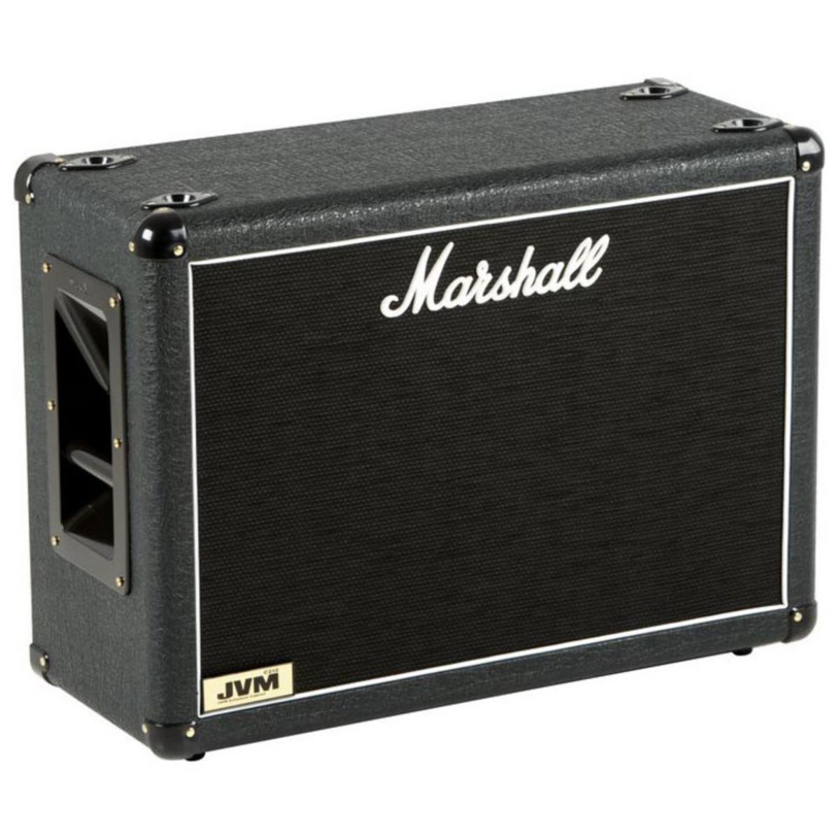 Marshall JVMC212 Guitar Speaker Cabinet at Gear4musiccom