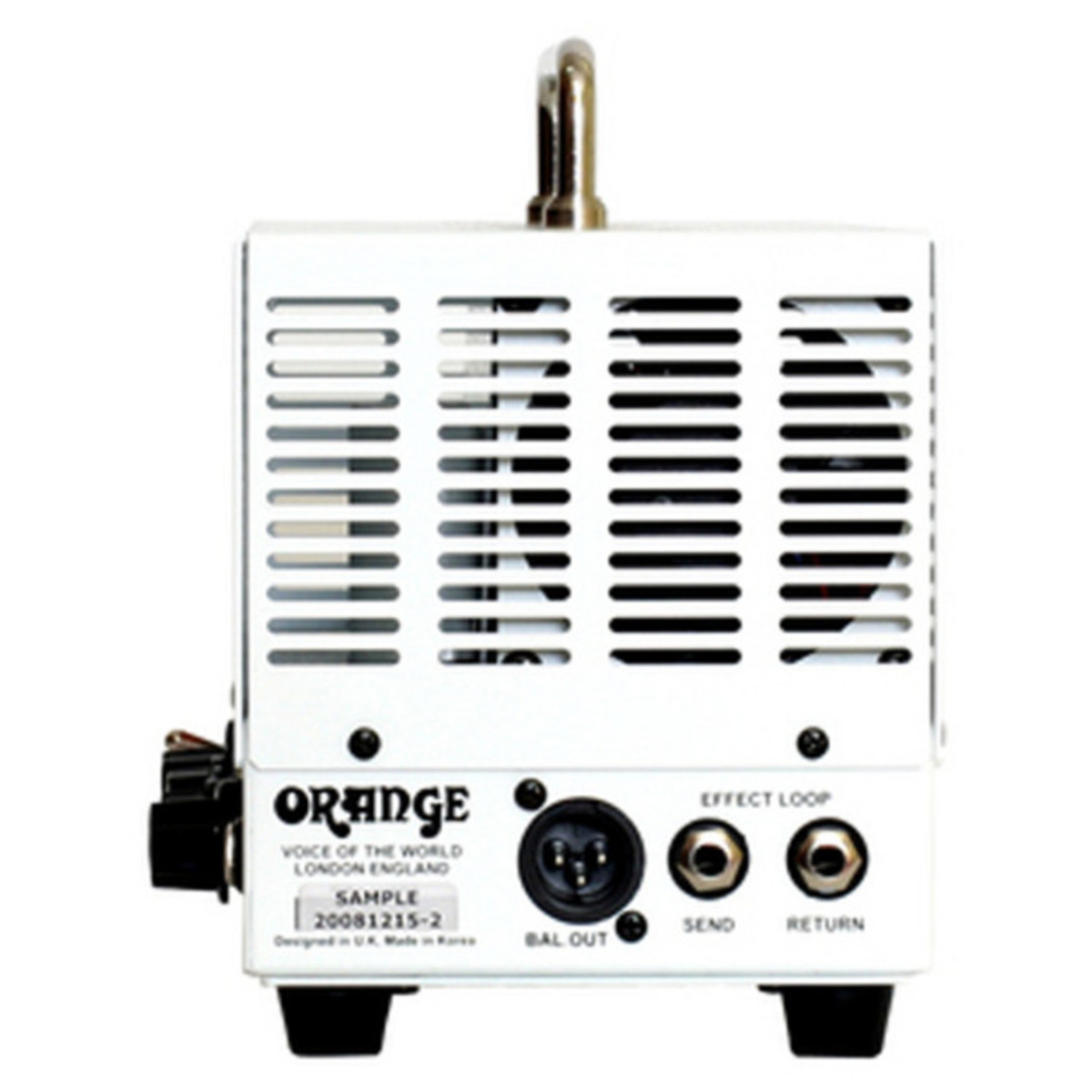 Orange 500w Terror Bass Head Amp Amp Ashdown Mag410t Cab En