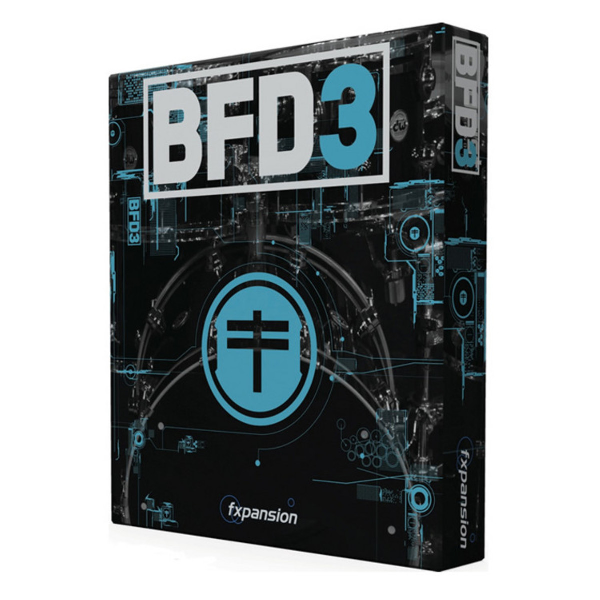 Fxpansion Bfd3 Virtual Drum Software At Gear4music