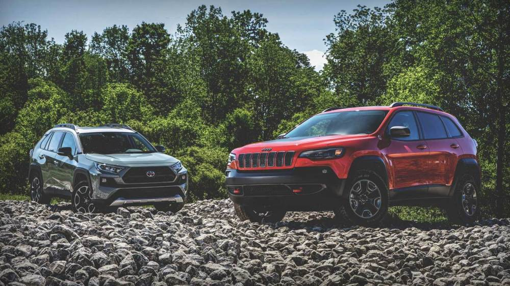 medium resolution of need to know what s underneath the 2019 jeep cherokee trailhawk