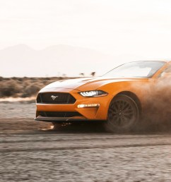using ford s line lock to turn the ultimate mustang burnout [ 1280 x 720 Pixel ]