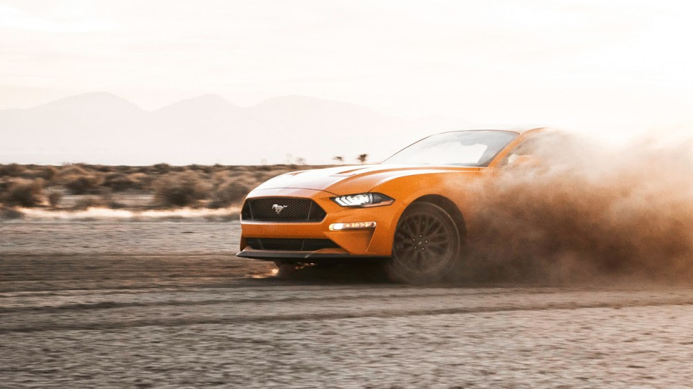 medium resolution of using ford s line lock to turn the ultimate mustang burnout