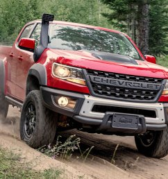 behind the wheel the 2019 chevrolet colorado zr2 bison [ 1280 x 720 Pixel ]