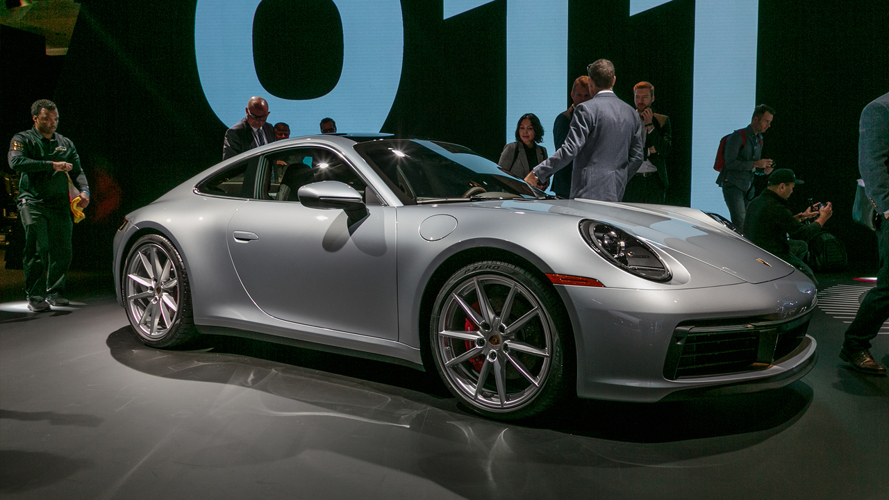hight resolution of 7 reasons why the 2020 porsche 911 is a fully modern machine