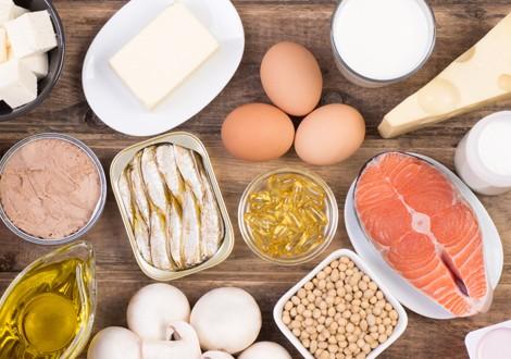 Aliments contenant de la vitamine D & Liste d'aliments ...