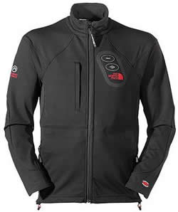 North Face Met 5 Jacket with Polartec Heat technology