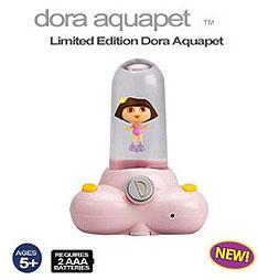 Dora Aquapet hits Amazon